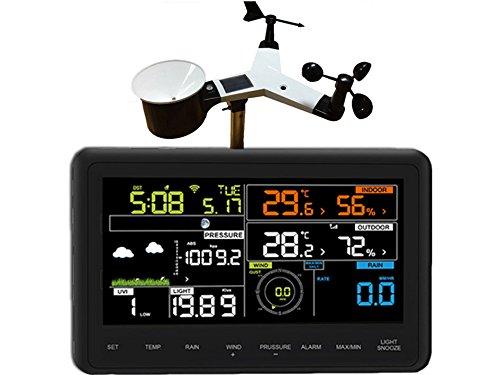 consola y sensor Froggit WH3000