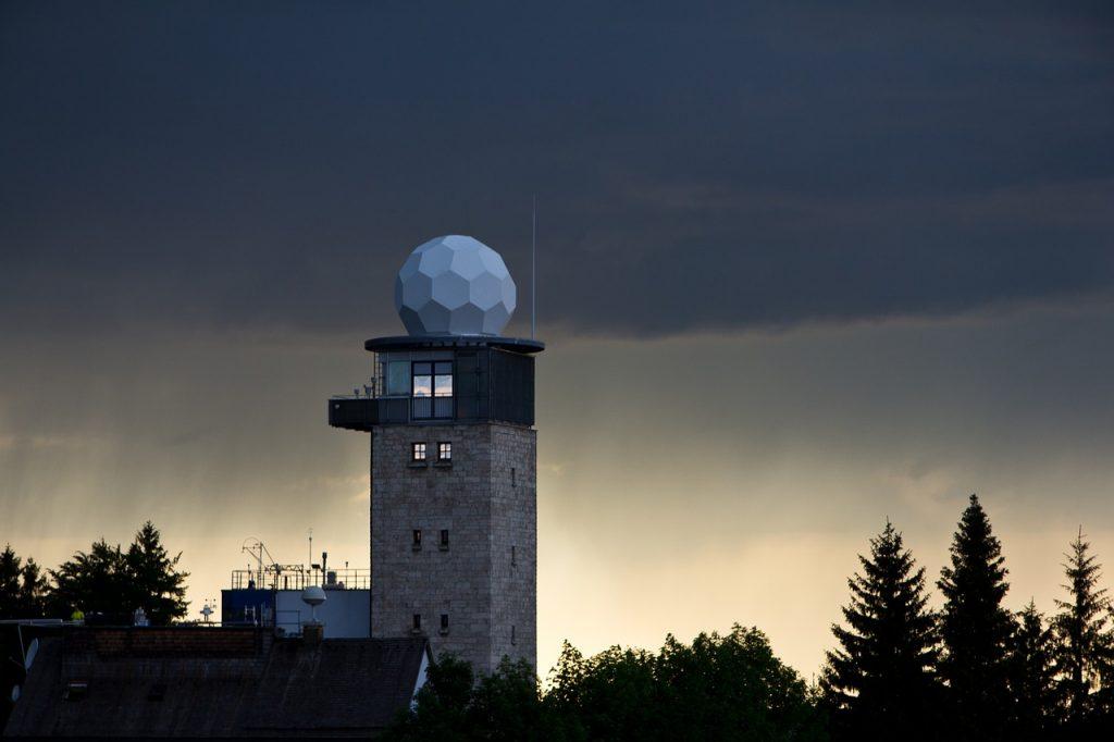 radar de meteorología