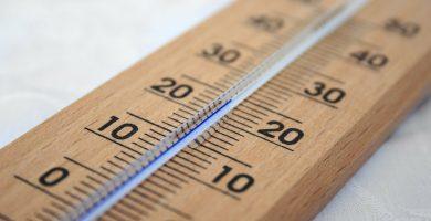 termómetro de exterior