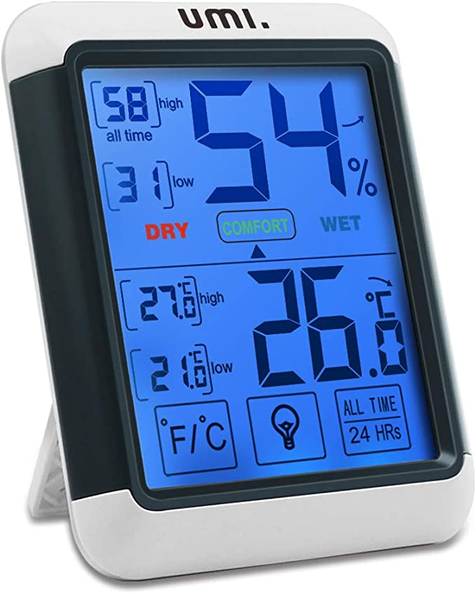 termómetro higrómetro digital barato