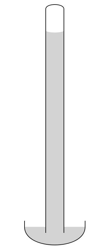 barómetro de fortin simple